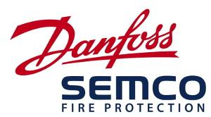 Danfoss-Semco vízköddel oltó