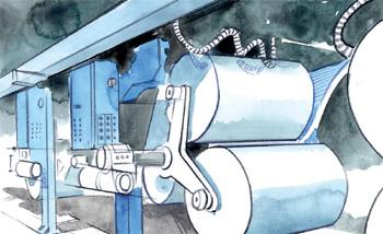 Vízköddel oltó berendezések ipari gyártósorokban