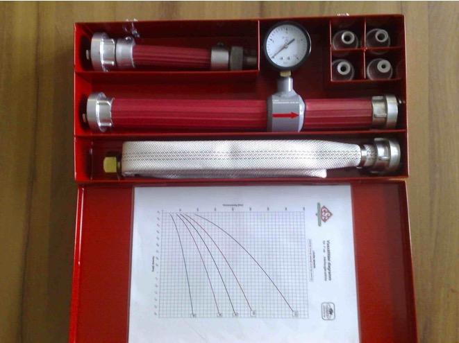 Vízhozam mérés